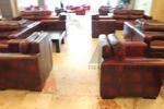 Мека мебел с ниска цена с ракла