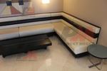 Мека мебел по индивидуален проект с ракла