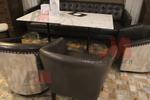 Мека мебел за хотел с ракла
