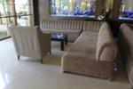 Мека мебел за заведение с ракла