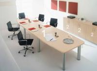 Офис обзавеждане от пдч,за заседателна зала
