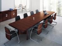 Офис обзавеждане от пдч за заседателна зала