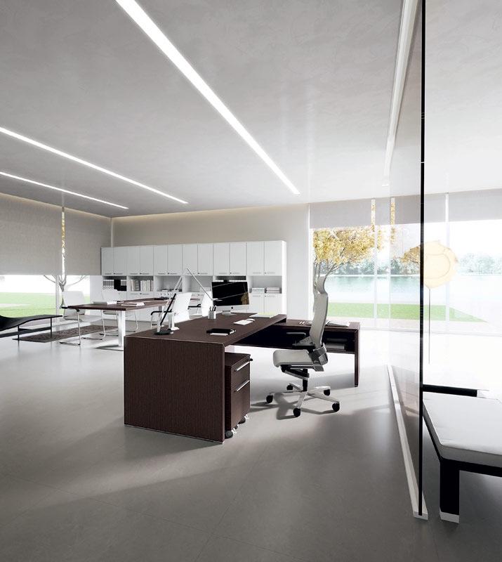 Модерни офис мебели от ПДЧ