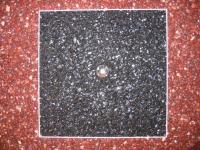 Кварцова настилка на камъчета