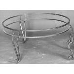 дизайнерска холна маса от ковано желязо 3585-3171