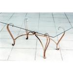 дизайнерска холна маса от ковано желязо 3675-3171