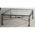 дизайнерска холна маса от ковано желязо 3714-3171