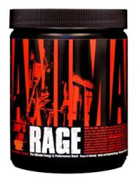 Universal Nutrition Animal Rage 315 гр.