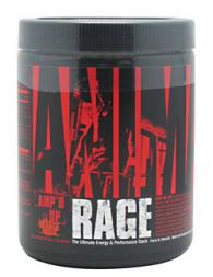 Universal Nutrition Animal Rage 44 пакета
