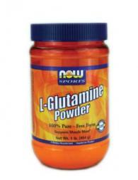 Glutamine Прах - 454 г /Глутамин/