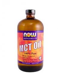 MCT Oil (Средноверижни триглицериди) - 946 мл