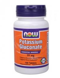 Potassium Gluconate 99 мг - 100 таблетки