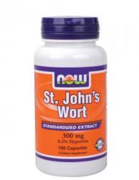 St. John's Wort 300 мг - 100 капсули