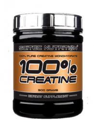 Creatine monohydrate 100% 500 г