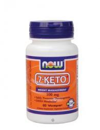 7-KETO 100 мг - 60 капсули /DHEA Acetate-7-one/