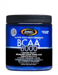 Gaspari Nutrition BCAA 6000 - 180 капсули