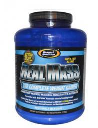 Gaspari Nutrition Real Mass 2.27 кг.