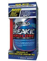 Muscletech Creakic Hardcore 180 капсули