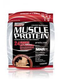 Optimal Result Muscle protein 0.750 kg /Пакет/
