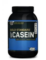 Optimum Nutrition 100% Casein Protein - 2 lbs