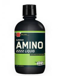 Amino 2222 - 32 oz /Течни Аминокиселини/