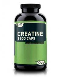 Optimum Nutrition Creatine 2500 - 300 капсули