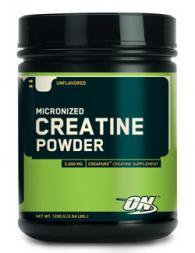 Optimum Nutrition Creatine Powder 1200гр.