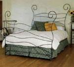 Дизайн и изработка на спални от ковано желязо