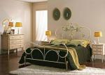 Проектиране на спални от ковано желязо