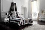 Дизайн и изработка на спалня от ковано желязо