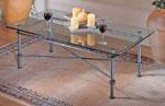 Класическа маса от ковано желязо