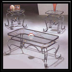 Дизайн и изработка на маса от ковано желязо