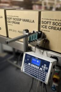 Принтер за кодиране на кашони