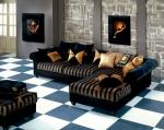 луксозен диван по поръчка 2058-2723