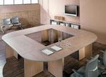 Офис мебели от масив
