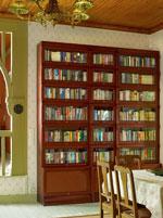 Библиотека по поръчка
