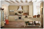 кухни класически бежов цвят по поръчка