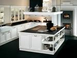 комфортни луксозни бели кухни ретро авторски дизайн