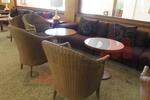 Маса и стол от естествен ратан за дома и заведението