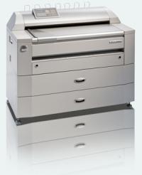Цифрова широкоформатна копирна машина
