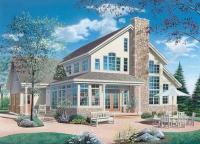 Сглобяеми къщи от метални конструкции