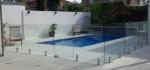 Огради за басейни от стъкло - изработка по поръчка