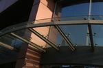 стъклени навеси
