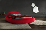цялостно изпълнение на интериорен дизайн на спални лукс