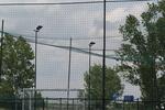 защитни мрежи за ограждане на спортни игрища