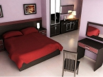 спалня за хотел по поръчка 14-3418