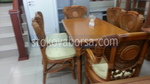 Модерни маси със столове от естествен ратан