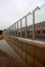 ограда от стъкло