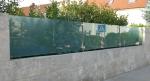 Изпълнение на индивидуални проекти за огради от стъкло