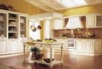 Цялостно обзавеждане на кухни с мебели от масивна дървесина, изработени по поръчка